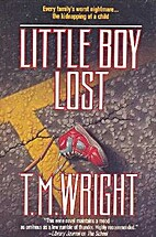 Little Boy Lost by T. M. Wright