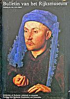 Bulletin van het Rijksmuseum; jaargang 39,…