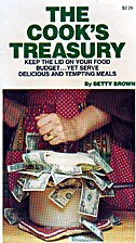 The Cook's Treasury by Betty Brown
