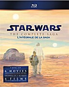 Star Wars: The Complete Saga by George Lucas