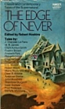 The Edge of Never by Robert Hoskins