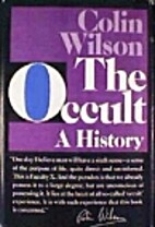 The occult : a history by Colin Wilson