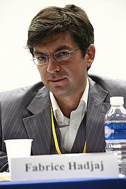 Author photo. MEDEF
