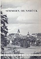 Simmern / Hunsrück by Hermann Brucker