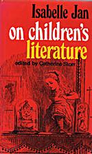 On children's literature by Isabelle Jan