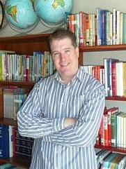 Author photo. Adam Montierth