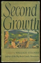 Second Growth (Bison Book) by Wallace…