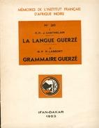La langue guerzé : grammaire, dictionnaire…