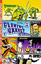 Flaming Carrot Comics #26 by Bob Burden