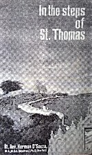 In the steps of St. Thomas by Herman…