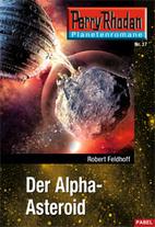 Der Alpha-Asteroid by Robert Feldhoff