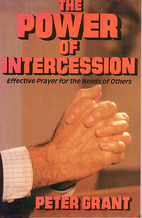 Power of Intercession by Peter Grant
