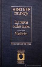 Markheim / New Arabian Nights by Robert…