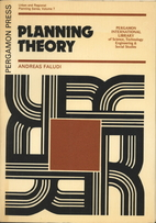 Planning theory by Andreas Faludi