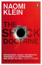 The shock doctrine : rise of disaster…