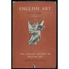 English art, 1307-1461 by Joan Evans