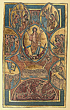 Leaves from a Psalter by William de Brailes