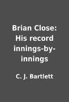Brian Close: His record innings-by-innings…