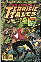 Tom Strong's Terrific Tales # 8
