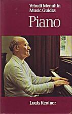 Piano by Louis Kentner