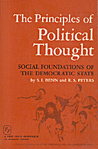 The principles of political thought by S. I.…