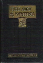 The Art Of Writing by Grenville Kleiser