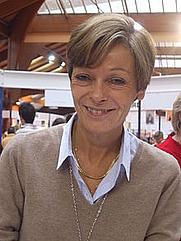 Author photo. Françoise Bourdin