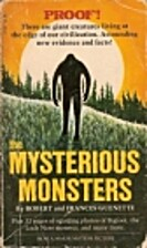 The Mysterious Monsters by Robert and…