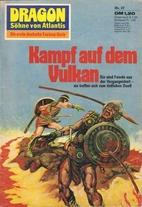 Kampf auf dem Vulkan by Hans Kneifel