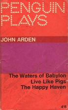 Three Plays: The Waters of Babylon, Live…