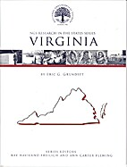 Research in Virginia by Eric G. Grundset