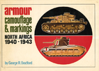 Armor Camouflage & Markings: North Africa…