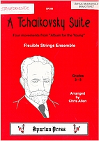 A Tchaikovsky Suite - Four movements from…