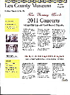 Lea County Museum Newsletter by Red Hann