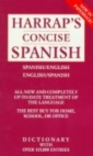 Harrap's Concise English-Spanish…