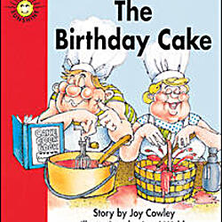 The Birthday Cake By Joy Cowley