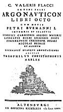 Valerius Flaccus: Argonautica (Loeb…