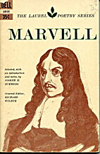 Marvell: Selected, with an introduction and…