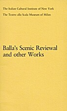 Balla's Scenic Reviewal and Other Works by…