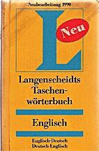 Englisch - Deutsch / Deutsch - Englisch.…
