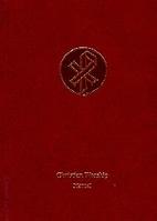 Christian worship : manual by Gary P.…