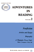 ADVENTURES IN READING VOLUME 2 NONFICTION by…
