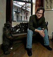 Author photo. Alex at home / by Alan McInnis in the Montreal Gazette
