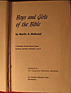 Boys and girls of the Bible; a weekday…