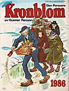 Elov Perssons Kronblom : [1986] by Elov…