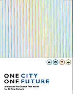 One City One Future : A Blueprint for Growth…