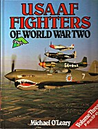 USAAF fighters of World War Two in action…