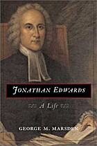 Jonathan Edwards : a life by George M.…