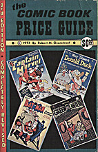 The Comic Book Price Guide: No. 3 by Robert…