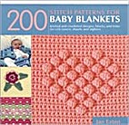200 Stitch Patterns for Baby Blankets by Jan…